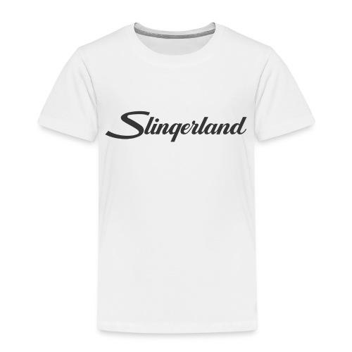 slingerland300dpi - Kinderen Premium T-shirt