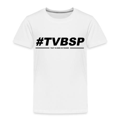 TVBSP - T-shirt Premium Enfant