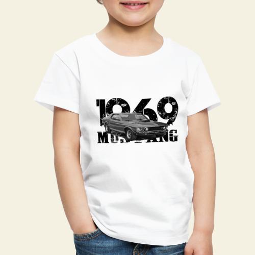 1969 - Børne premium T-shirt