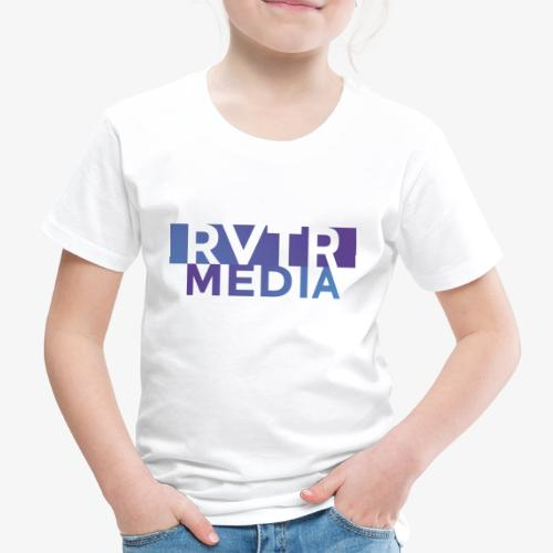 RVTR media NEW Design - Kinder Premium T-Shirt