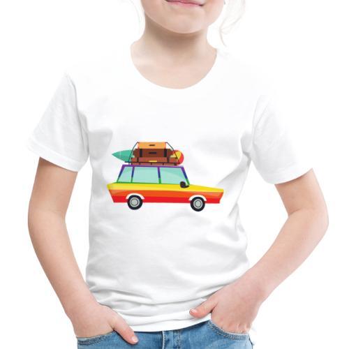Gay Van | LGBT | Pride - Kinder Premium T-Shirt