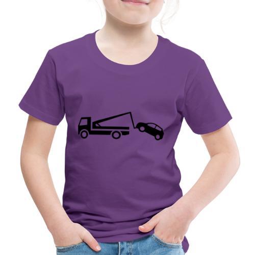 Abschleppwagen - Kinder Premium T-Shirt