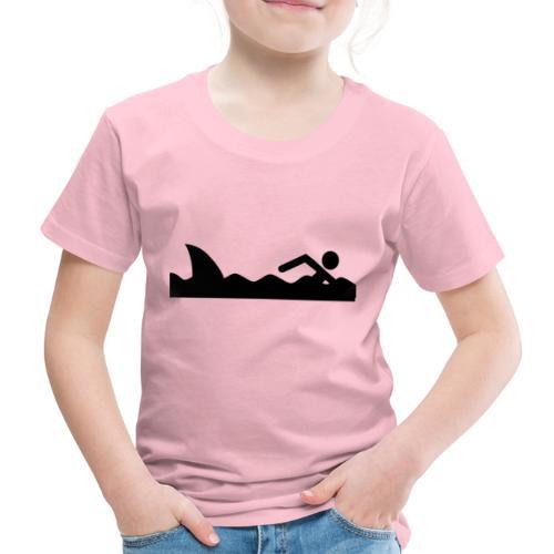 Haifischfutter - Kinder Premium T-Shirt