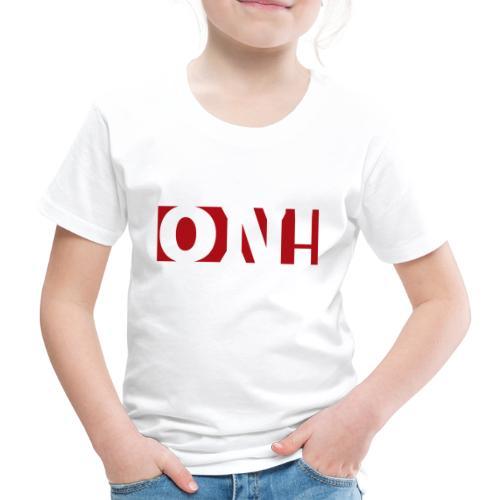 ONH - Lasten premium t-paita