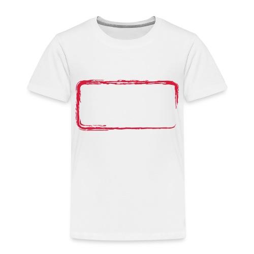 Rahmen_01 - Kinder Premium T-Shirt