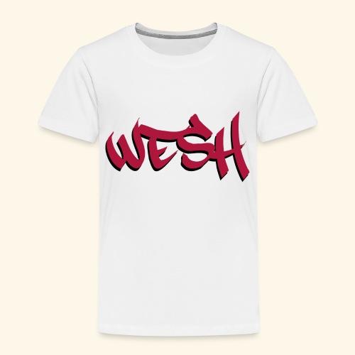 WESH Tag - T-shirt Premium Enfant