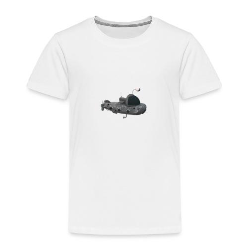 uboot - Kinder Premium T-Shirt