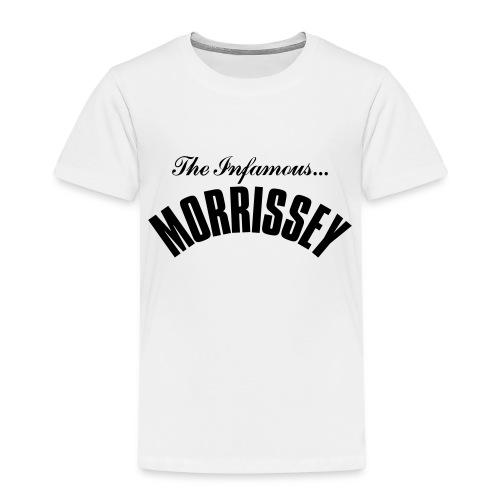 InfamousMoz - Premium T-skjorte for barn