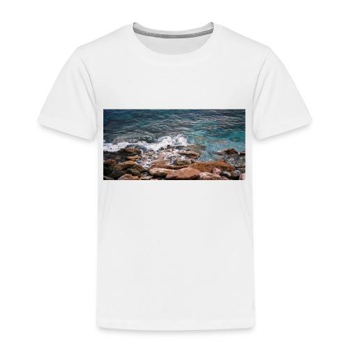 Handy Hülle Meer - Kinder Premium T-Shirt