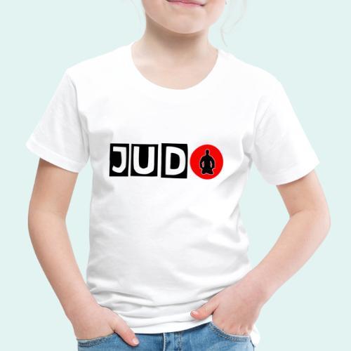 Motiv Judo Japan - Kinder Premium T-Shirt