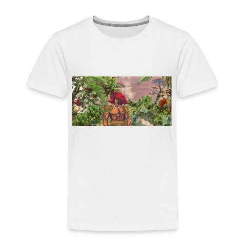 mogli redhead2 - Kinder Premium T-Shirt
