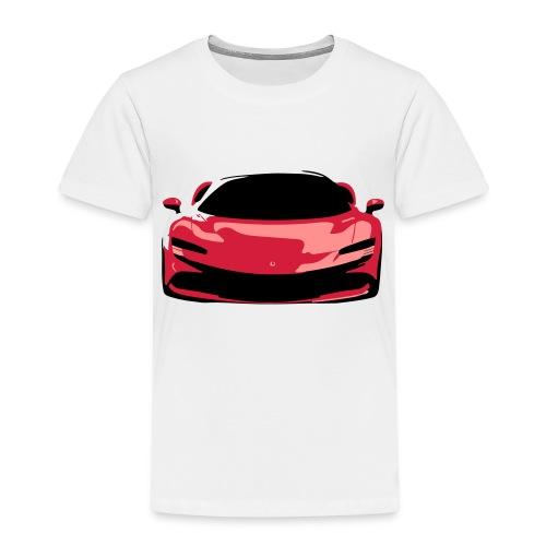 Super Car - Kinder Premium T-Shirt