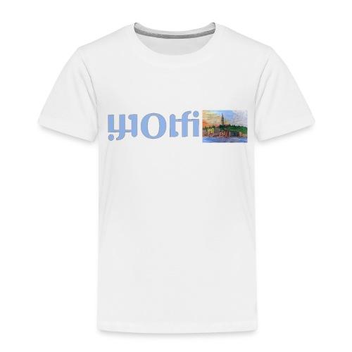 WOLFI5 - Kinder Premium T-Shirt