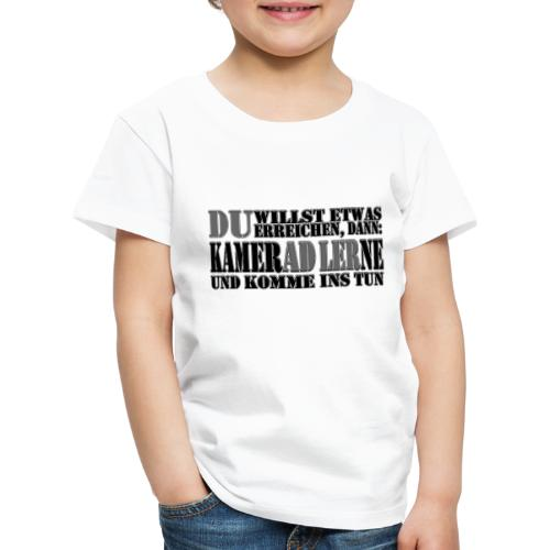 KamerAdler - Kinder Premium T-Shirt