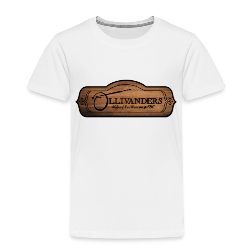 ollivanders sign - T-shirt Premium Enfant