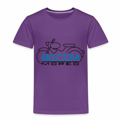 Moped sparrow 80 cc emblem - Kids' Premium T-Shirt