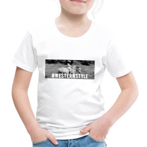 #westernstyle - T-shirt Premium Enfant