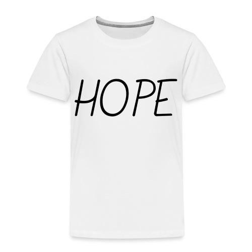 Hope - Espoir - T-shirt Premium Enfant
