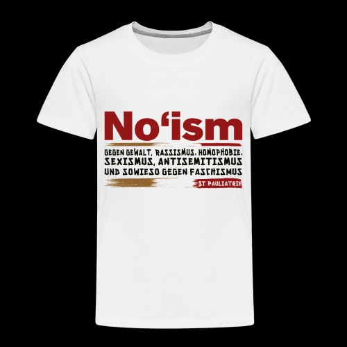 St. Pauliatrie No'ism - Kinder Premium T-Shirt