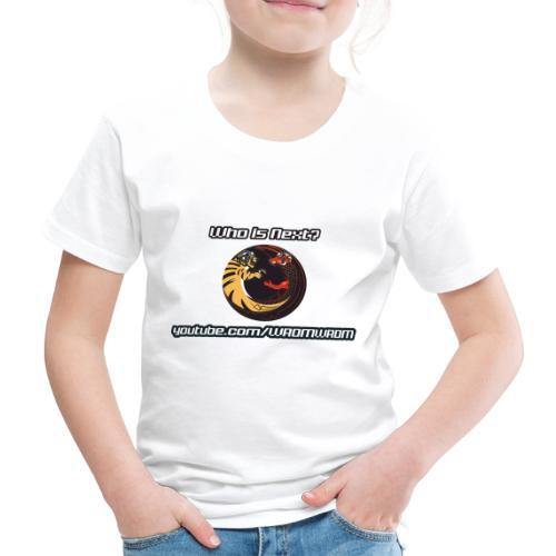 Who is next? - Kids' Premium T-Shirt