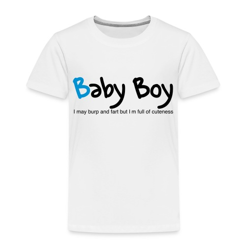 Baby Boy - Kids' Premium T-Shirt