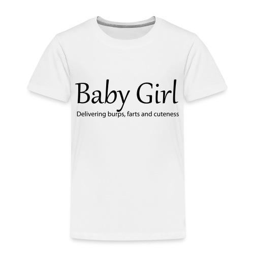 Baby girl - Kids' Premium T-Shirt