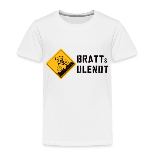 Untitled 3 gif - Premium T-skjorte for barn