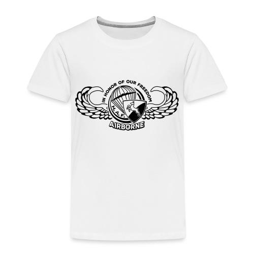 HAF tshirt back2015 - Kids' Premium T-Shirt