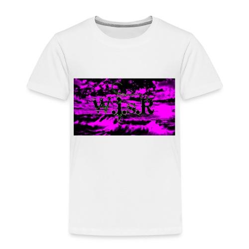 wisr valuva taivas Naisten-T Paita - Lasten premium t-paita