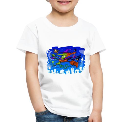 Crazy Witch - Kids' Premium T-Shirt