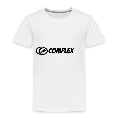 complex hoodie - Børne premium T-shirt