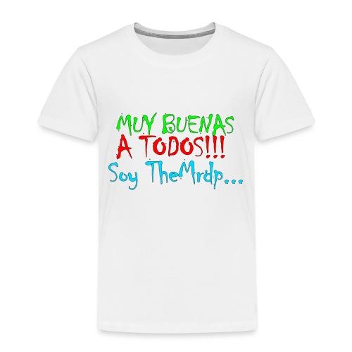 Camiseta oficial TheMrdp - Camiseta premium niño
