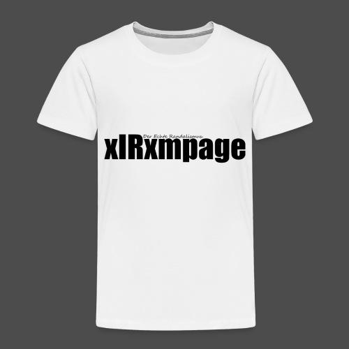 xIRxmpage Fan Hoodie - Kinder Premium T-Shirt