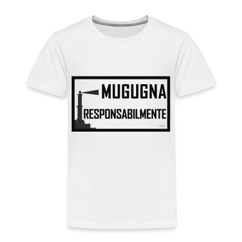 Tappetino Mouse Mugugna Responsabilmente - Maglietta Premium per bambini