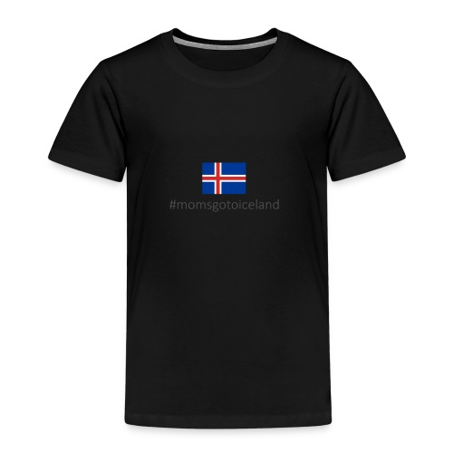 Iceland - Kids' Premium T-Shirt