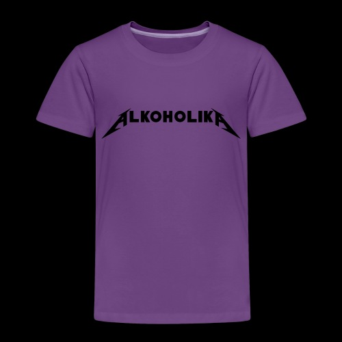 Alkoholika Official - Kinder Premium T-Shirt