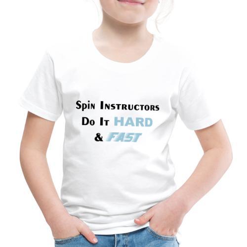 Spin Instructors - Kids' Premium T-Shirt
