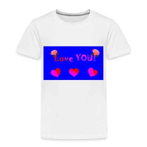 LOVE YOU - Kids' Premium T-Shirt