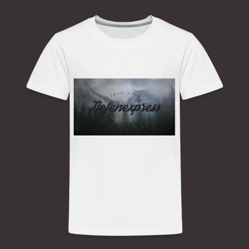 Tiefenexpress Logo 2016 - Kinder Premium T-Shirt