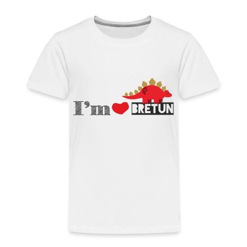 bretun negro - Camiseta premium niño