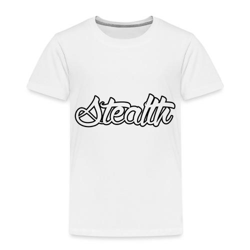 Stealth White Merch - Kids' Premium T-Shirt