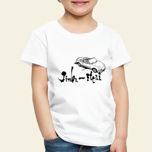 Jinba Ittai - Børne premium T-shirt