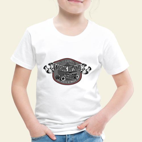 rod logo - Børne premium T-shirt