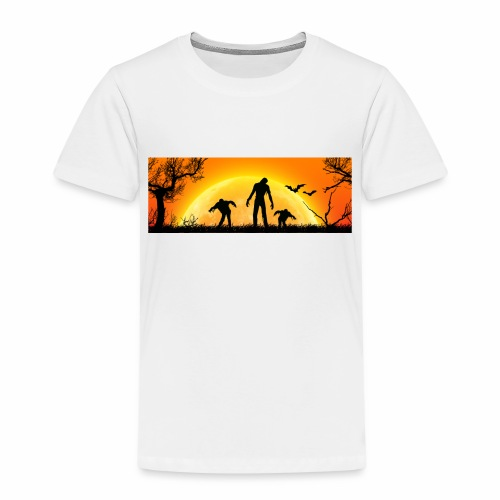 Halloween_Zombies - Kinder Premium T-Shirt