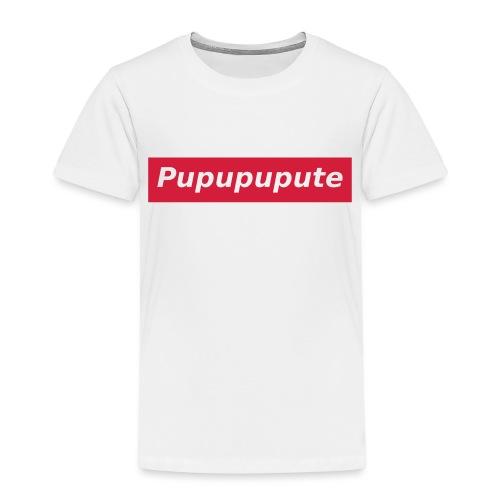 Pupupupute - T-shirt Premium Enfant