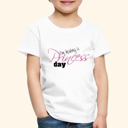 PrincessDay - Lasten premium t-paita