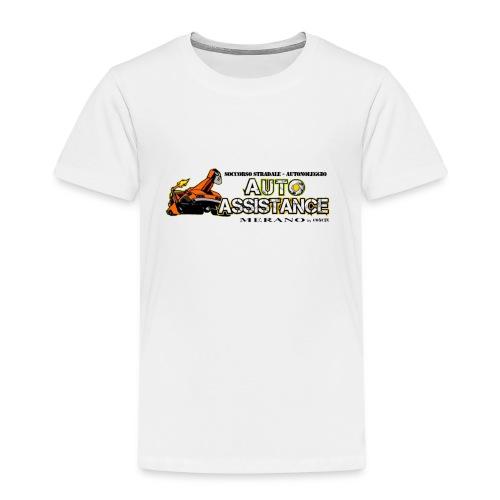 Auto Assistance - Maglietta Premium per bambini