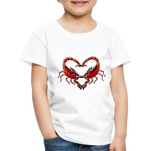 Loving Scorpions - Kids' Premium T-Shirt