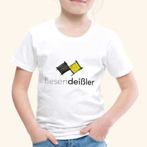 fliesendeißler-2018-safe - Kinder Premium T-Shirt