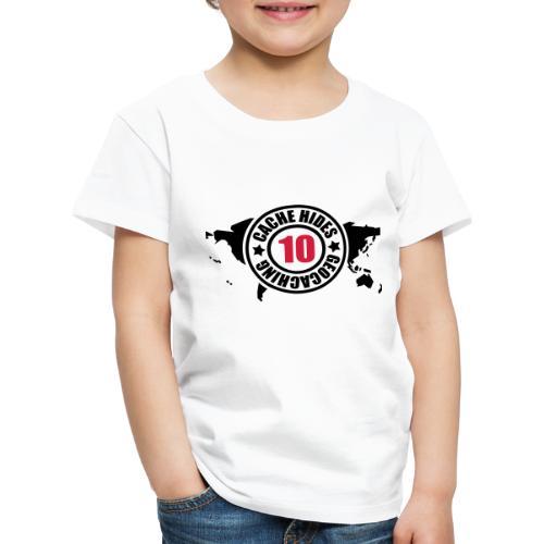 cache hides - 10 - Kinder Premium T-Shirt
